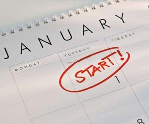 New Year's Resolution 2013
