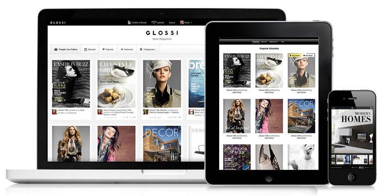 #1 glossi devices