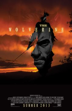 Wolverine Concept Poster