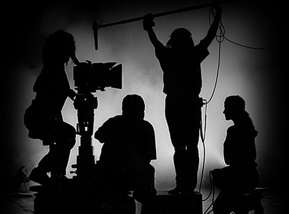 On-Set Film Publicity During Production