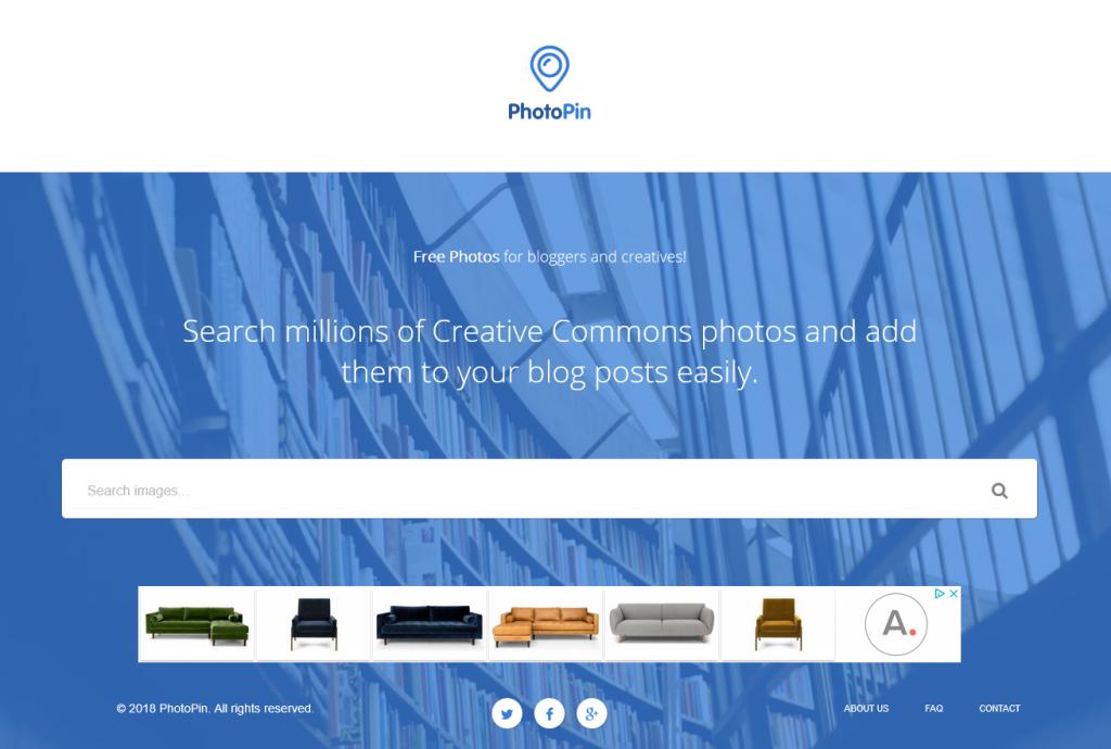 PhotoPin Stock Image Site